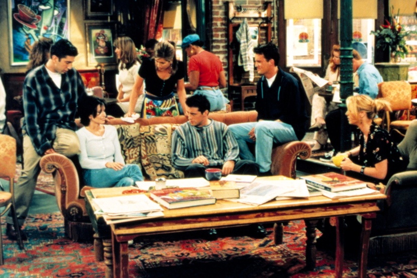 Chandler and Monica's guide to High Performing Teams: every team needs 'Friends'